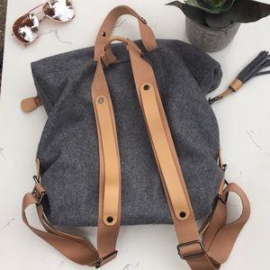 Sherpani Bags - {Sherpani} NWOT 'Amelia' Wool Backpack